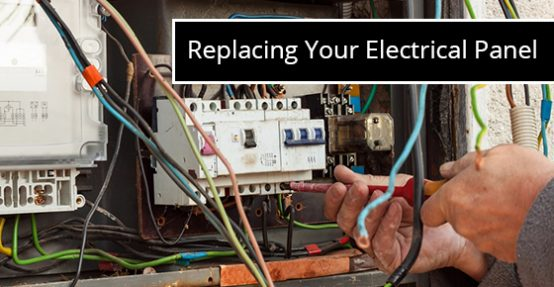 5 Signs You Should Replace Your Electrical Panel | Hi-Lite ... on
