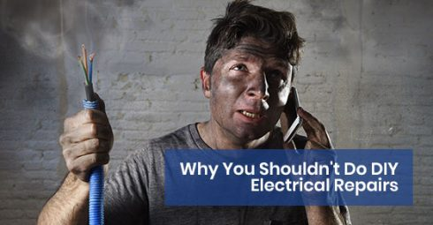 Why You Shouldn't Do DIY Electrical Repairs