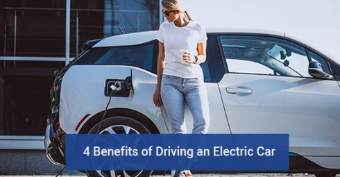 Benefits of driving an electric car